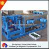 Indução magnética que recicl o equipamento para a classificação e a separação não ferrosas