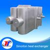Beste Preis-Luft - - Luft flache Platten-Aluminiumwechselstrom-Abgas-Wärmetauscher