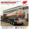 アルミ合金の風袋重量トレーラー6トンの半石油燃料のタンカーの