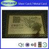 Визитная карточка металла салона низкой цены
