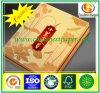 Oro y plata brillante papel metalizado / cartón / cartón para impresión y embalaje
