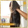 Peluca llena hermosa del cordón del pelo humano de la Virgen de la alta calidad (W-1)