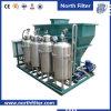 Оборудование обработки сточных вод сепаратора воды масла 10 кубиков
