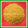 黄色い粒状DAPの二アンモニウムの隣酸塩化学肥料