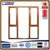 Revestimento de madeira Windows do indicador composto de alumínio ambiental