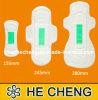 Ultra serviette hygiénique Factory de Thin Anion en Chine