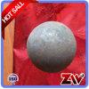Esfera de moedura (cromo elevado esfera de moedura moldada dia60mm)