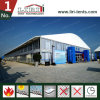 25 x 80m 2000 People Arch Tent con Glass Wall in Sudafrica