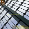 Doppia recinzione galvanizzata Caldo-Tuffata ricoperta PVC della rete metallica