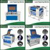 Grabador de la cortadora del laser del CO2 de la alta calidad/laser para el metal y no el metal