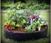 [إك] ودّيّة سوداء [نونووفن] لباد ينمو بناء ذكيّة حقيبة مزارع آنية