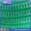 PVCプラスチック鋼線補強された水産業排出管のホース