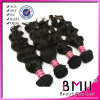 Thick Bottom Natural ColorのインドのVirgin Hair Loose Deep Wave