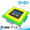 Cocowater Trampoline-4 gonflable hautement rentable pour le syndicat de prix ferme de stand (LG8031)