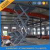 Hydraulische Lager-Ladung-Höhenruder-Aufzug-Plattform