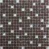 Mattonelle di mosaico miste dello specchio e del cristallo