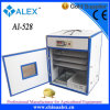 CE Approved 528 Chicken Egg Incubator con Best Price