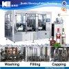 Máquina de embotellado de cristal automática para el vino rojo o el licor