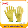 反Cutting 13gaugesケブラーKnitted Work Industrial Safety Gloves (63001KV)