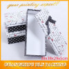 Напечатанная бумажная коробка подарка шарфа картона