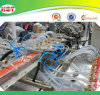 PVC/PE hölzerner Plastik WPC erstellt Zeile der Produktions-Line/Extrusion ein Profil