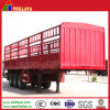 3 Axles High Bed Cargo Semi-Trailer с Stake
