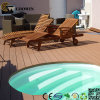 WPC Decking para piscinas Above Ground