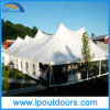 40ft X60ft Pegs e Pólo Tent com PVC Plain Walls e Windows de White