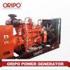 gerador Diesel silencioso elétrico de 35kVA Oripo com motor de Lovol