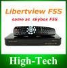 Original véritable satellite du WiFi GPRS HDMI de noir de récepteur de Libertview F5s HD PVR