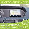 Multimedias del coche que aumentan la navegación del androide 4.0 DVD para el Benz C (EW827)