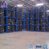 Cremalheira Stackable do armazenamento do metal elevado da capacidade de carga