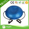 la sfera di Bosu dell'equilibrio di forma fisica di esercitazione di 22  55cm con la resistenza lega la pompa