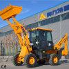 Mini escavatore a cucchiaia rovescia dell'escavatore della macchina cinese della costruzione da vendere