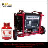 Price barato China 2.5kw 2.5kVA Household LPG Gas Generator
