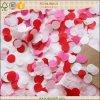 Confeti de papel del tejido para las decoraciones del banquete de boda y del acontecimiento