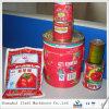 Linha de processamento da pasta de tomate/linha de produção/planta