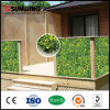 Protected UV Nature Plastic Artificial Yellow Fences per il giardino di Home