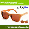 Kundenspezifisches Green Sandal Wood Sunglasses Auf Lager (LS3019-C4)