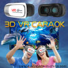 Vr Box 2.0 3D Virtual Reality Glasses com auriculares
