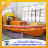 Solas FRP Fast Rescue Boat met Dieselmotor Yanmar