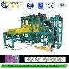 A máquina de fatura de tijolo adota o pano dobro movimentação hidráulica com boa qualidade (NYQT3-15)