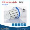 20With30With40With60With80With100With120W luz do milho do diodo emissor de luz da lâmpada SMD3528 do milho do bulbo do diodo emissor de luz E40