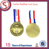 RibbonのカスタマイズされたLogo Cheap Sports Medals
