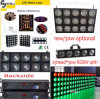 5head RGBW 4in1 30Wiste 10W LED Matrix Light met Ce & RoHS voor DJ Stage Back (hl-022)