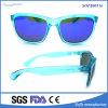 Óculos de sol transparentes retros de Arnette do frame UV400 cheio ao ar livre à moda