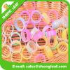 다채로운 실리콘 반지 (SLF-SR013)를 광고하는 개인화된 형식