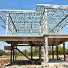 Edificio de acero y uso modular del edificio de la estructura de acero para el almacén