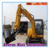 Prix électriques d'excavatrice de nouvelle excavatrice d'Everun mini