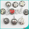 Snap intercambiables de metal joyas botón encanto encaje jengibre